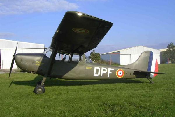 Cessna L19