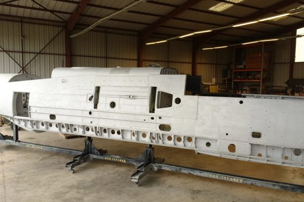 fuselage central