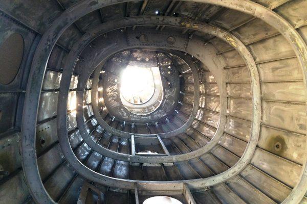 fuselage intérieur